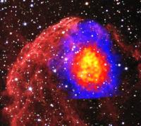 Suzaku Finds 'Fossil' Fireballs from Supernovae