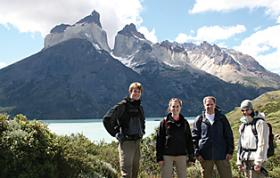 Team Visits Chile on Quest for Rare Fuel-Producing Microorganism