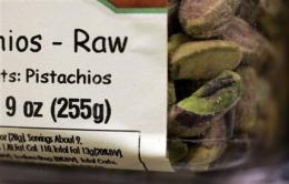 Tests nipped risk of tainted pistachios in bud (AP)