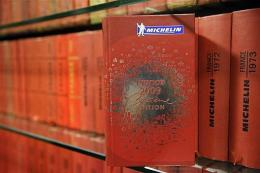 The Michelin guides headquarters in Paris
