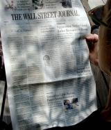 The user-pays model is already in place at News Corp's Wall Street Journal