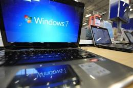 The Windows 7 launch also gave a bump to personal computer (PC) sales