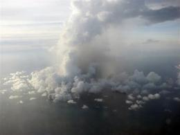 Tongan inspection team heads to undersea volcano (AP)