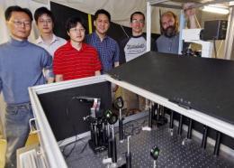 Twinkling nanostars cast new light into biomedical imaging