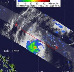 Typhoon Mirinae is already scaring Philippine residents before Halloween