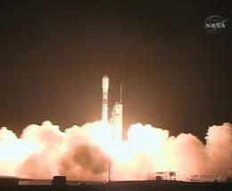 US launches space-mapping satellite WISE