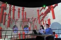 Virtually engineering power plants
