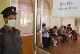 WHO gets ready declare a swine flu pandemic (AP)