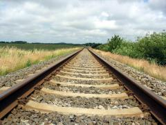Working on the railroad? Using concrete could help environment