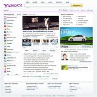 Yahoo jazzes up home page with major makeover (AP)