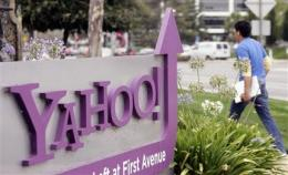 Yahoo slump eases as 3Q profit more than triples (AP)