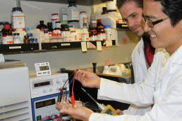A research breakthrough toward odor-generating TV