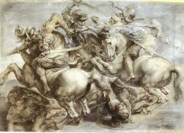 Argonne scientist energizes quest for lost Leonardo da Vinci painting