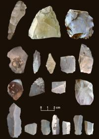 Artifacts in Texas predate Clovis culture by 2,500 years, new study shows