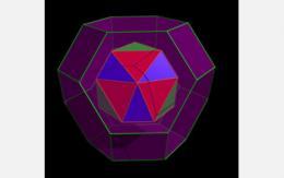 Chemists create molecular polyhedron