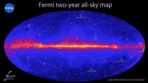 Fermi's latest gamma-ray census highlights cosmic mysteries