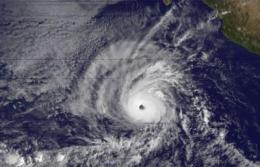 Hurricane Kenneth becomes late-season record-breaking major hurricane
