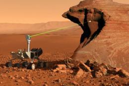 Los Alamos instrument to shine light on Mars habitability