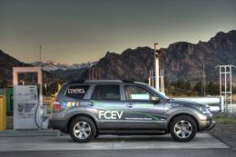 Low emission cars under NREL's microscope