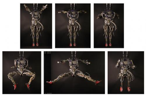 Makers of infamous BigDog robot unveil human version - PETMAN (w/ video)