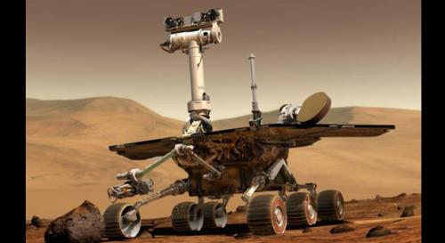 NASA Mars Rovers Win Popular Mechanics 'Breakthrough' Award