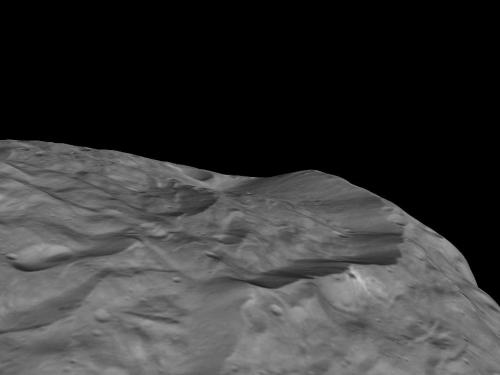 NASA's Dawn collects a bounty of beauty from Vesta