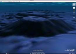 New Google ocean maps dive down deep