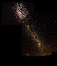 New insight into the bar in the center of the Milky Way