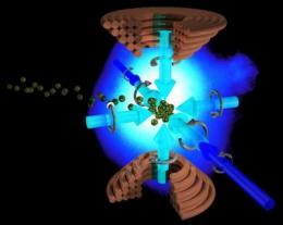 New record for measurement of atomic lifetime