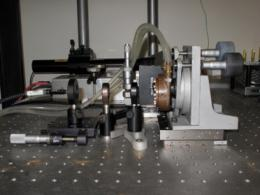 NRL scientists demonstrate a high-efficiency ceramic laser