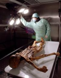 Oetzi 'The Iceman, found 20 years ago, is more than 5,000 years old