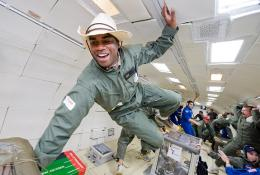 PPPL lets teachers hitch a ride on NASA's Zero-G