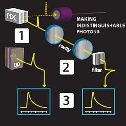 Quantum computer components 'coalesce' to 'converse'