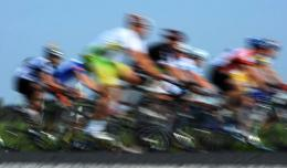 Researchers have found a way to measure the brain activity of cyclists at racing speed