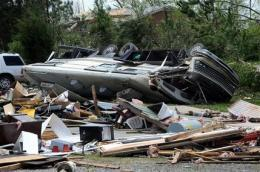 Scientists investigate twisters like detectives (AP)