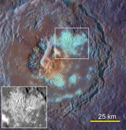 Strange hollows discovered on Mercury