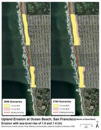 Study predicts sea level rise may take economic toll on California coast