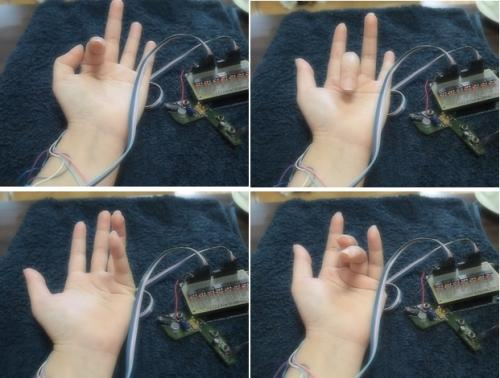 Technology group develops device to move your fingers for you
