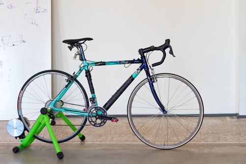 Toyota comissions a Prius bike