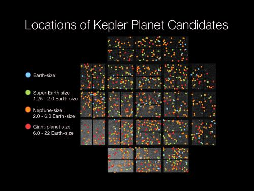 UC Berkeley SETI survey focuses on Kepler's top Earth-like planets
