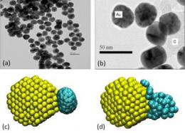 Using light to build nanoparticles into superstructures