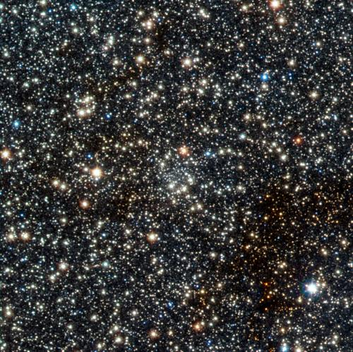 VISTA finds new globular star clusters