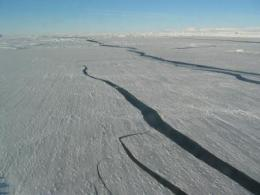 Scientists predict faster retreat for Antarctica's Thwaites Glacier