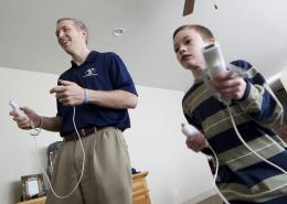Study finds some active video games count as legitimate exercise