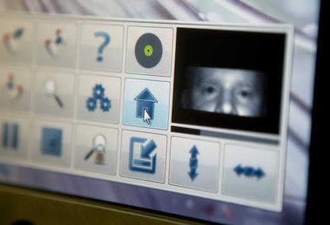 Eye-tracking tablet to help people with disabilities