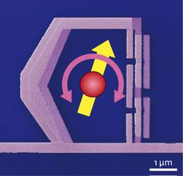 Putting artificial atoms on the clock