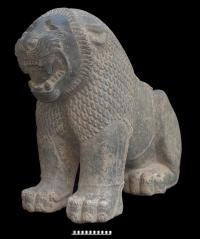 Archaeologists uncover 3,000-year-old lion adorning citadel gate complex in Turkey