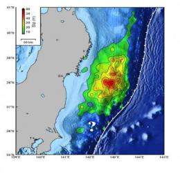 Caltech researchers release first large observational study of 9.0 Tohoku-Oki earthquake
