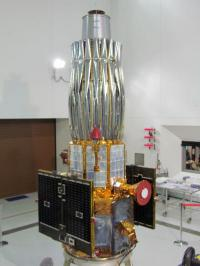Countdown begins for launch of Navy communications satellite