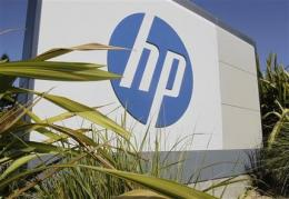 Hewlett-Packard reports higher 3Q earnings (AP)